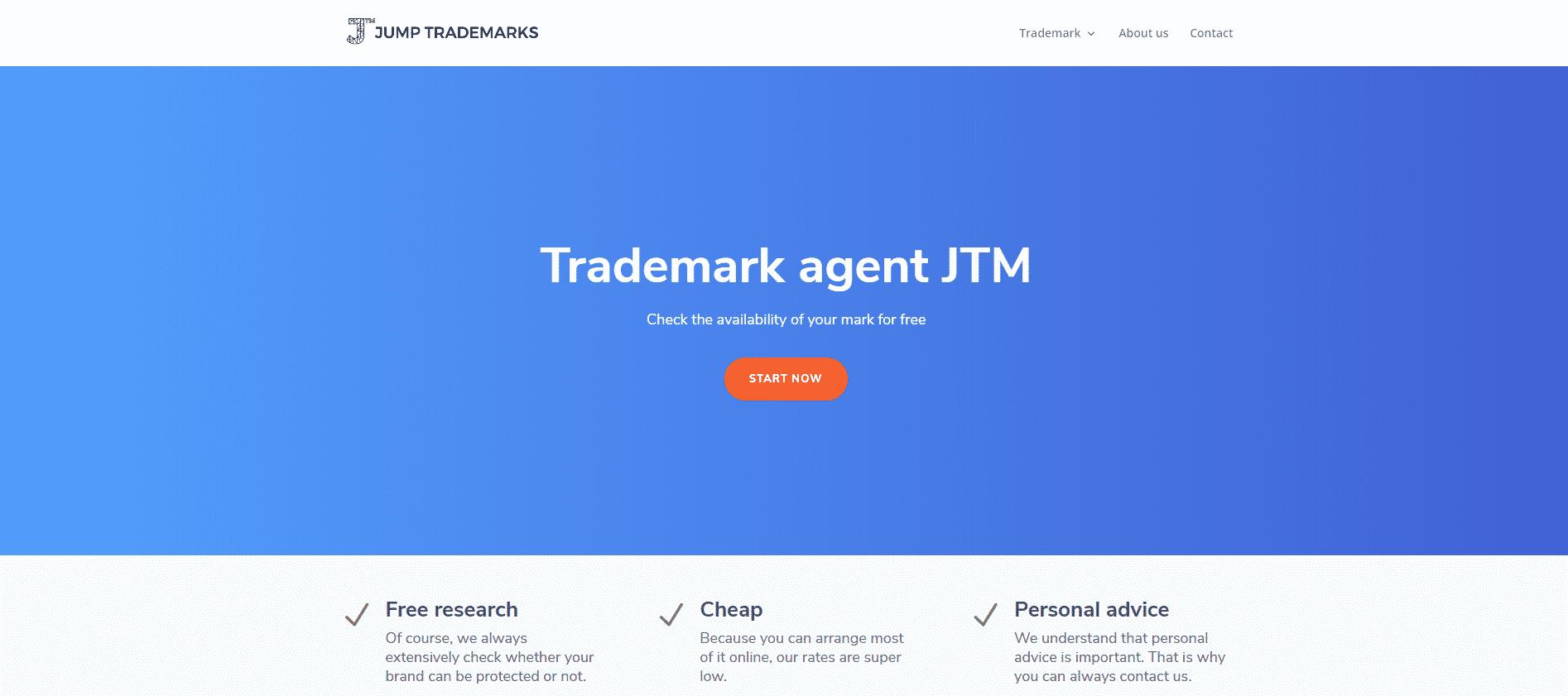 JUMP Trademarks